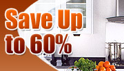 Save up to 60% on your next kitchen inc granite worktops and appliances, Click here to contact us